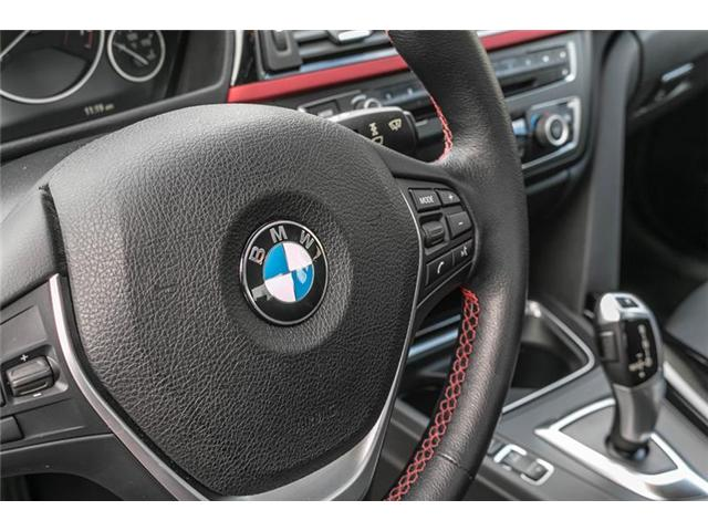 2015 BMW 320i xDrive (Stk: 21296A) in Mississauga - Image 12 of 22