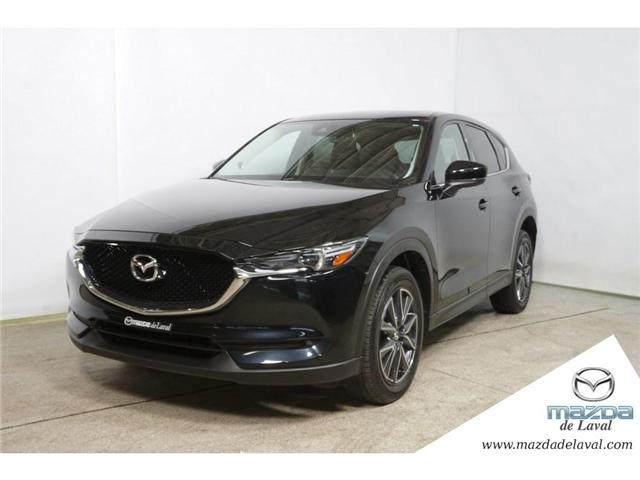 2017 Mazda CX-5 GT (Stk: U7139) in Laval - Image 1 of 29