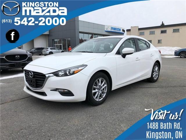 2017 Mazda Mazda3 GS (Stk: 19P004) in Kingston - Image 1 of 17