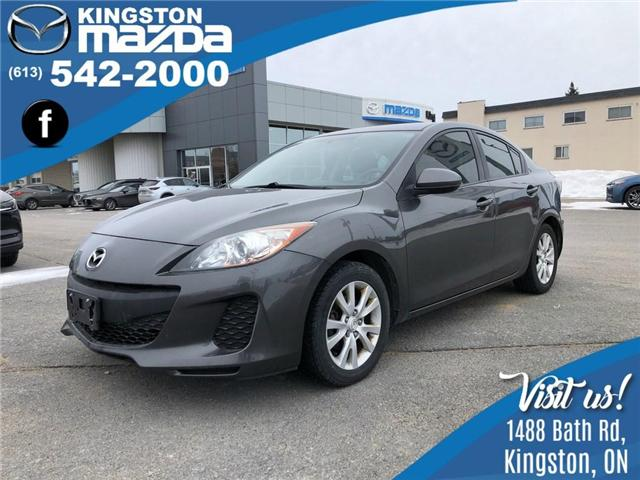 2012 Mazda Mazda3 GX (Stk: 18T164B) in Kingston - Image 1 of 14