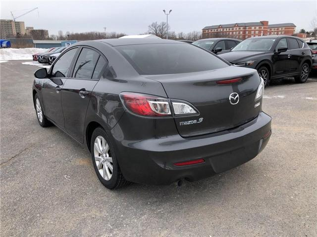 2012 Mazda Mazda3 GX (Stk: 18T164B) in Kingston - Image 4 of 14