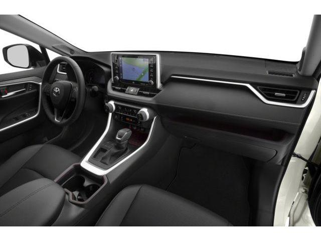 2019 Toyota RAV4 Limited (Stk: 190421) in Whitchurch-Stouffville - Image 9 of 9