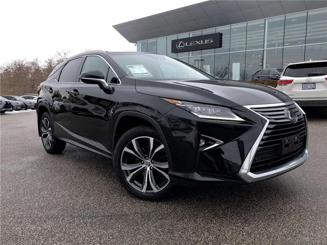 2017 Lexus RX 350 Base (Stk: 11808G) in Richmond Hill - Image 1 of 24