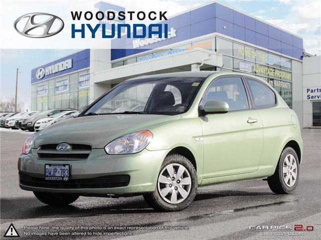 2010 Hyundai Accent GL (Stk: P1361) in Woodstock - Image 1 of 27