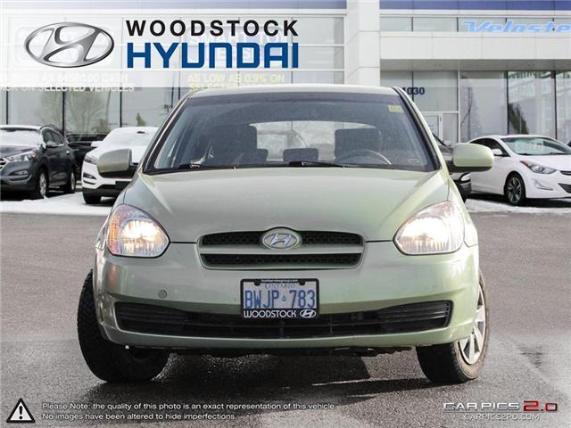 2010 Hyundai Accent GL (Stk: P1361) in Woodstock - Image 2 of 27