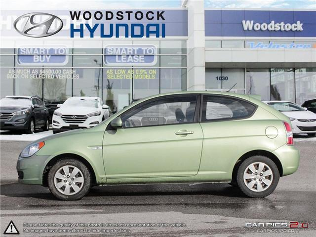 2010 Hyundai Accent GL (Stk: P1361) in Woodstock - Image 3 of 27