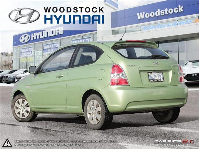 2010 Hyundai Accent GL (Stk: P1361) in Woodstock - Image 4 of 27