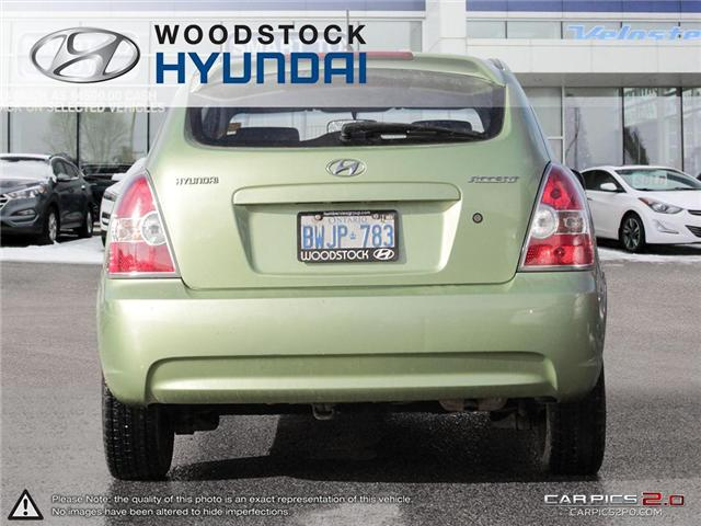 2010 Hyundai Accent GL (Stk: P1361) in Woodstock - Image 5 of 27