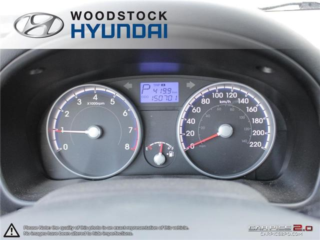 2010 Hyundai Accent GL (Stk: P1361) in Woodstock - Image 8 of 27
