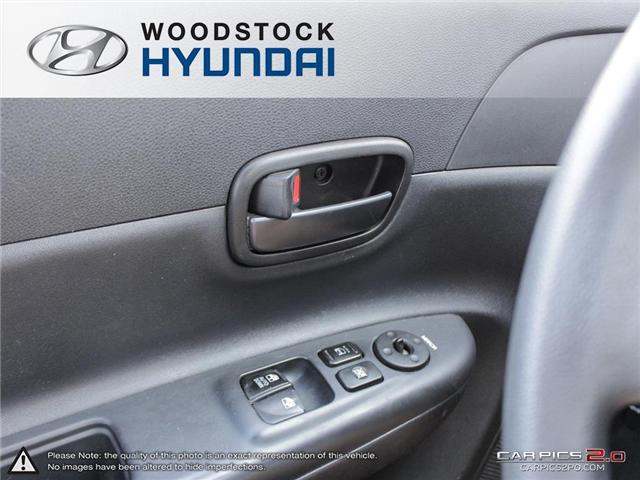 2010 Hyundai Accent GL (Stk: P1361) in Woodstock - Image 10 of 27