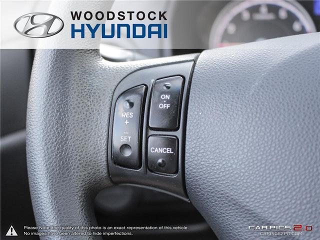 2010 Hyundai Accent GL (Stk: P1361) in Woodstock - Image 11 of 27