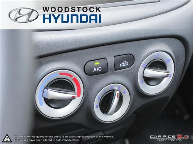 2010 Hyundai Accent GL (Stk: P1361) in Woodstock - Image 13 of 27