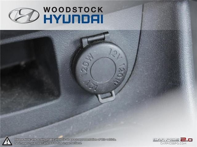2010 Hyundai Accent GL (Stk: P1361) in Woodstock - Image 19 of 27