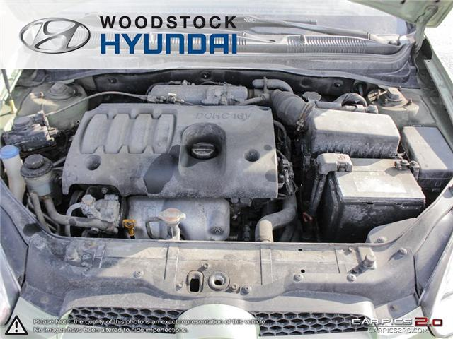 2010 Hyundai Accent GL (Stk: P1361) in Woodstock - Image 23 of 27