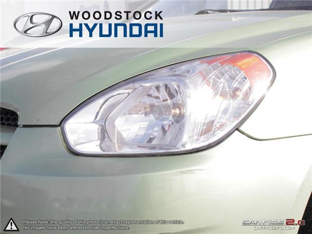 2010 Hyundai Accent GL (Stk: P1361) in Woodstock - Image 25 of 27
