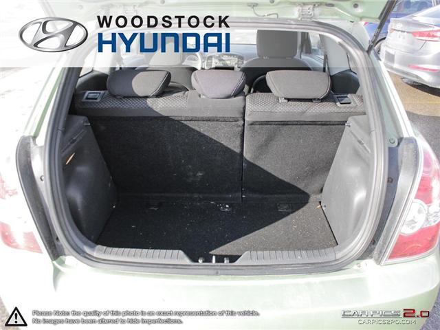 2010 Hyundai Accent GL (Stk: P1361) in Woodstock - Image 26 of 27