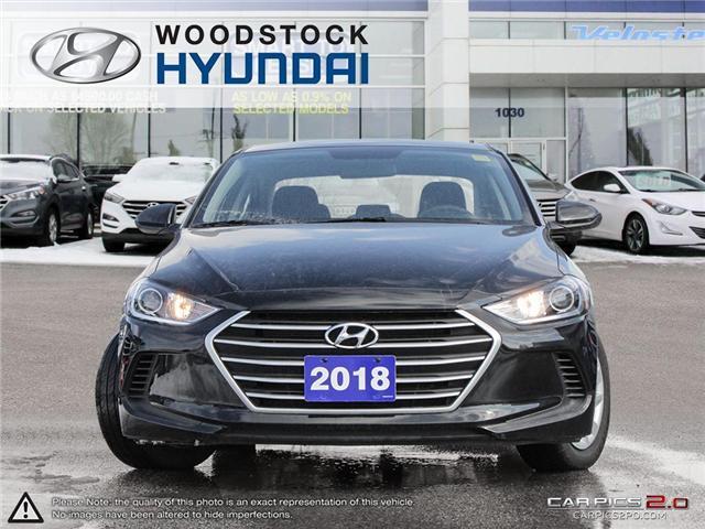 2018 Hyundai Elantra LE (Stk: P1364) in Woodstock - Image 2 of 27