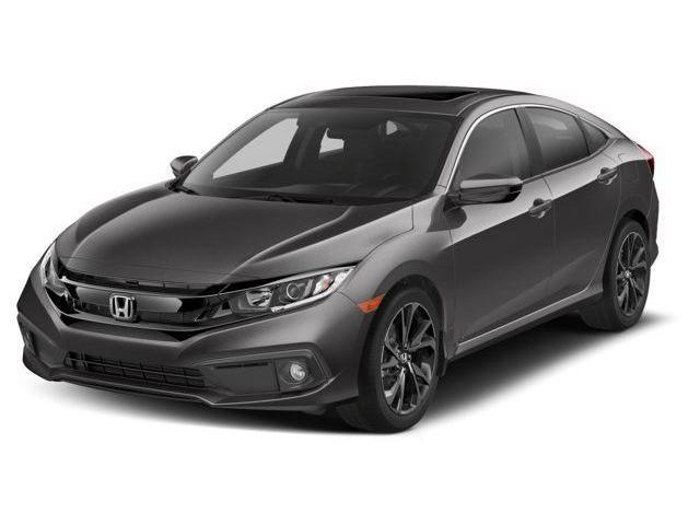 2019 Honda Civic Sport (Stk: C19550) in Toronto - Image 1 of 1