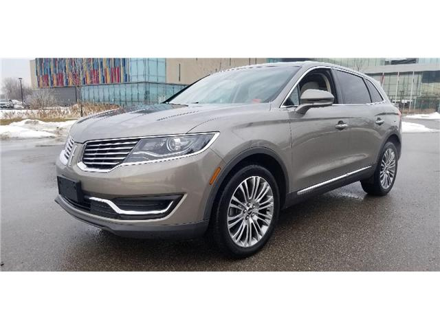 2016 Lincoln MKX Reserve (Stk: 52910) in Unionville - Image 3 of 23