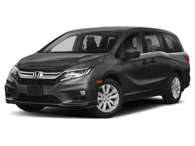 2019 Honda Odyssey LX (Stk: 19-0972) in Scarborough - Image 1 of 9