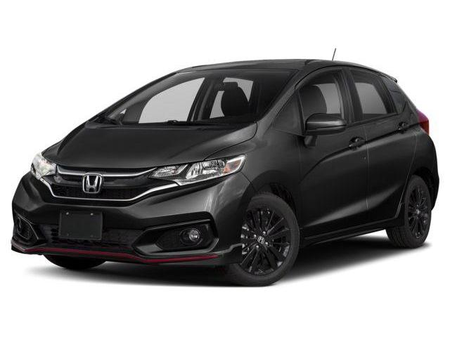 2019 Honda Fit Sport (Stk: 19-0975) in Scarborough - Image 1 of 9