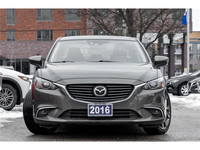 2016 Mazda MAZDA6 GT (Stk: 19-176A) in Richmond Hill - Image 2 of 22