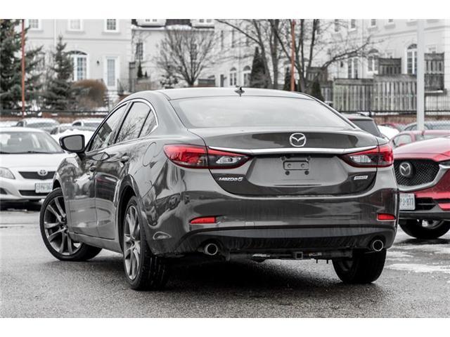 2016 Mazda MAZDA6 GT (Stk: 19-176A) in Richmond Hill - Image 5 of 22