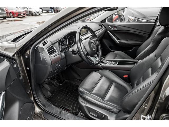 2016 Mazda MAZDA6 GT (Stk: 19-176A) in Richmond Hill - Image 9 of 22