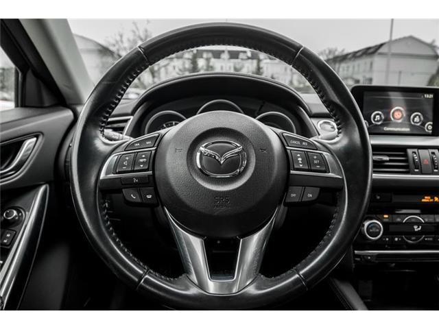 2016 Mazda MAZDA6 GT (Stk: 19-176A) in Richmond Hill - Image 11 of 22
