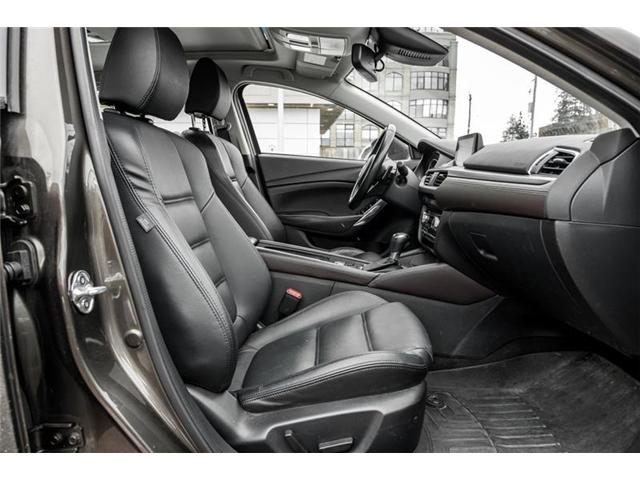 2016 Mazda MAZDA6 GT (Stk: 19-176A) in Richmond Hill - Image 19 of 22