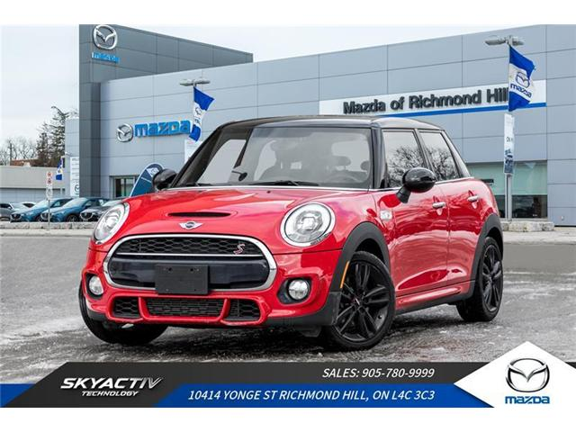 2015 MINI 5 Door Cooper S (Stk: P0355) in Richmond Hill - Image 1 of 18