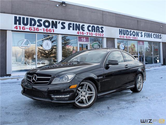 2015 Mercedes-Benz C-Class  (Stk: 67387) in Toronto - Image 1 of 29