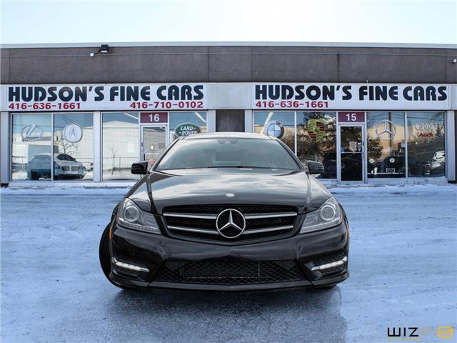 2015 Mercedes-Benz C-Class  (Stk: 67387) in Toronto - Image 2 of 29