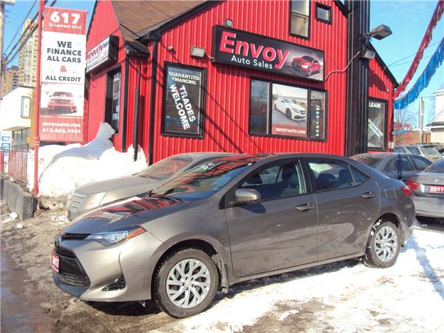 2017 Toyota Corolla LE ECO (Stk: ) in Ottawa - Image 1 of 30