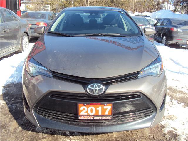 2017 Toyota Corolla LE ECO (Stk: ) in Ottawa - Image 2 of 30