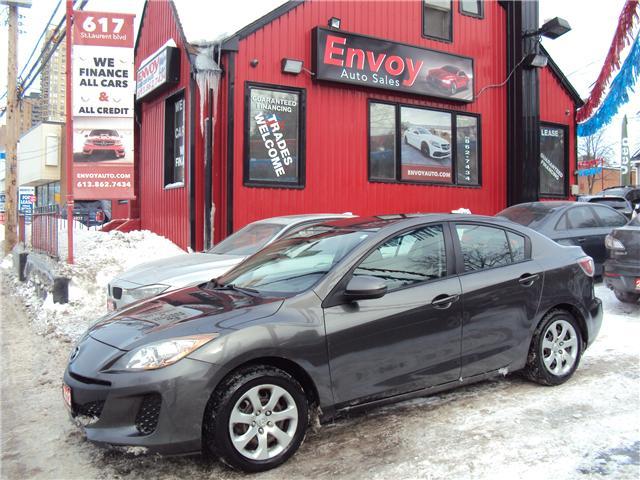 2012 Mazda Mazda3 GX (Stk: ) in Ottawa - Image 1 of 19