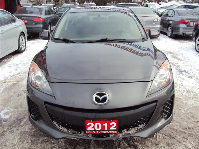 2012 Mazda Mazda3 GX (Stk: ) in Ottawa - Image 2 of 19