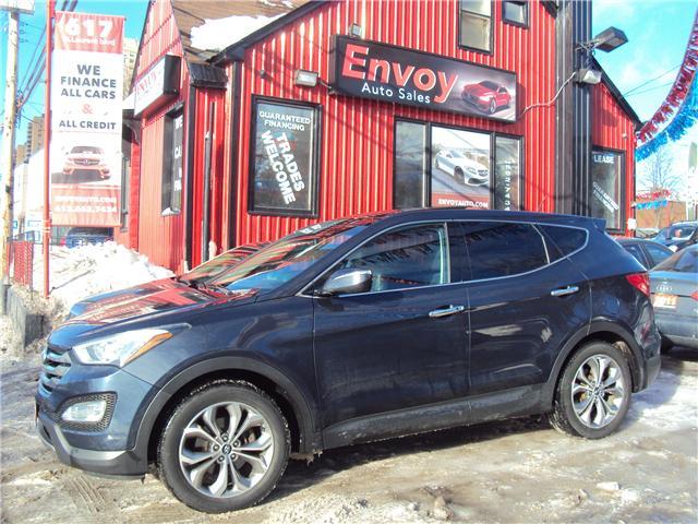 2013 Hyundai Santa Fe Sport 2.0T Limited (Stk: ) in Ottawa - Image 1 of 28