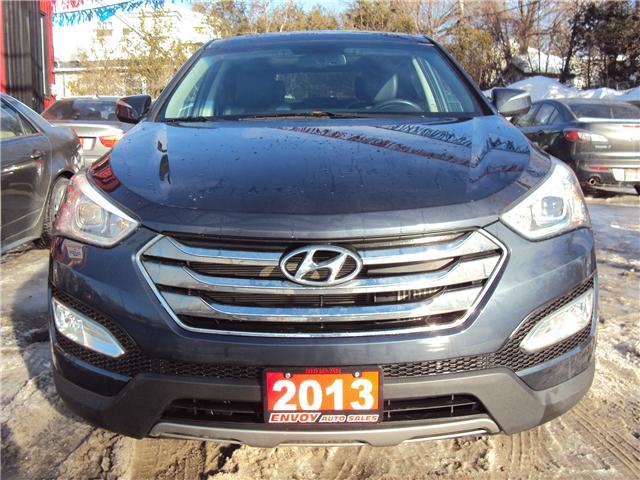 2013 Hyundai Santa Fe Sport 2.0T Limited (Stk: ) in Ottawa - Image 2 of 28