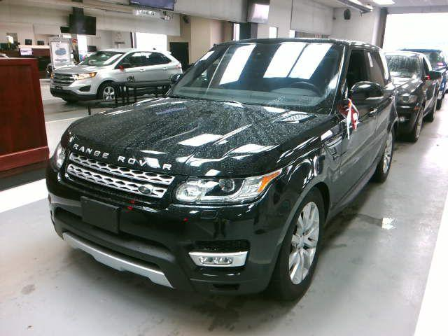 2016 Land Rover Range Rover Sport DIESEL Td6 HSE (Stk: S4433) in North York - Image 1 of 6