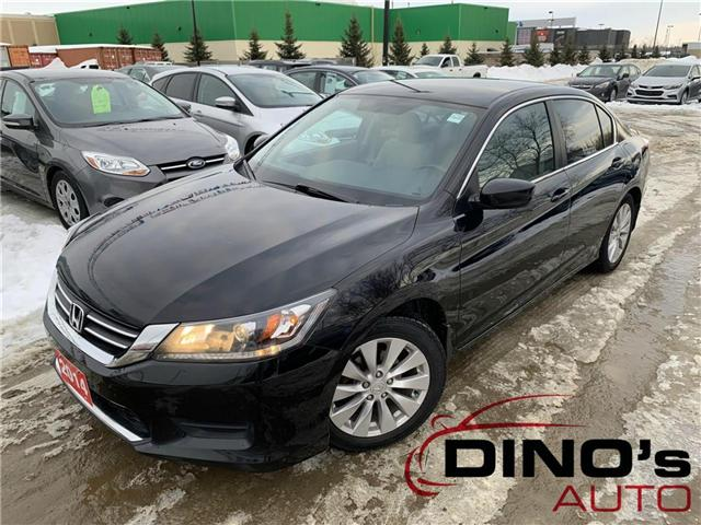 2014 Honda Accord LX (Stk: 807910) in Orleans - Image 1 of 30