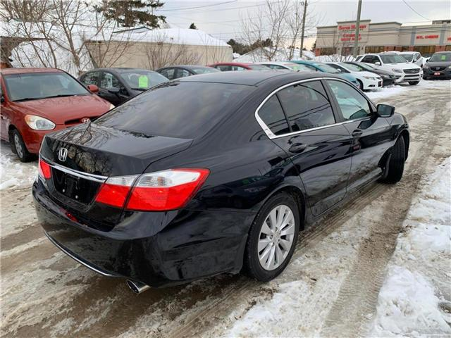 2014 Honda Accord LX (Stk: 807910) in Orleans - Image 4 of 30