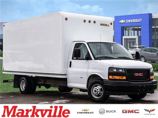 2018 GMC Savana Commerci 3500 CUBE -GM CERTIFIED PRE-OWNED (Stk: P6292) in Markham - Image 1 of 14