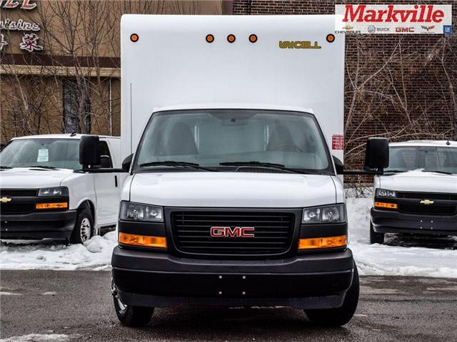 2018 GMC Savana Commerci 3500 CUBE -GM CERTIFIED PRE-OWNED (Stk: P6292) in Markham - Image 2 of 14