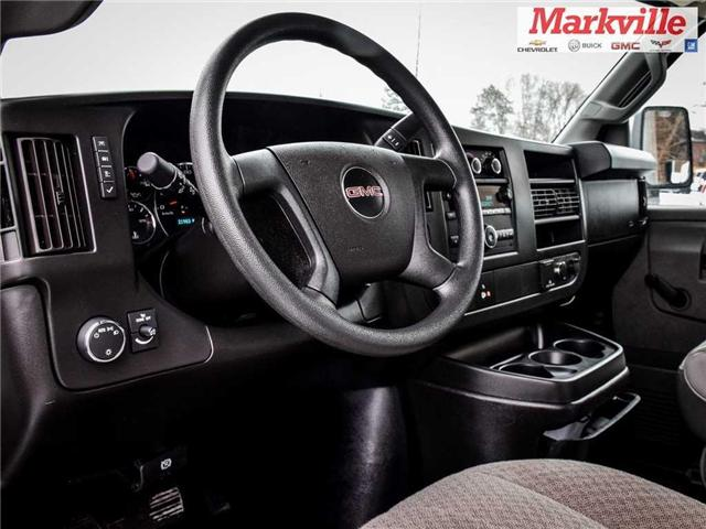 2018 GMC Savana Commerci 3500 CUBE -GM CERTIFIED PRE-OWNED (Stk: P6292) in Markham - Image 10 of 14