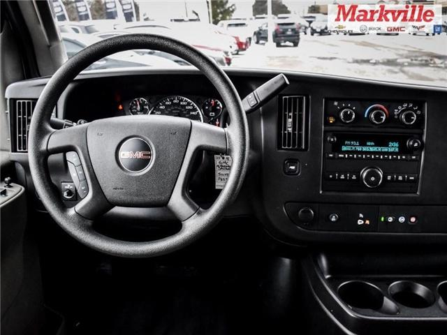 2018 GMC Savana 12 PASSENGER SEATS-GM CERTIFIED PRE-OWNED-LOW KMS! (Stk: P6294) in Markham - Image 22 of 27