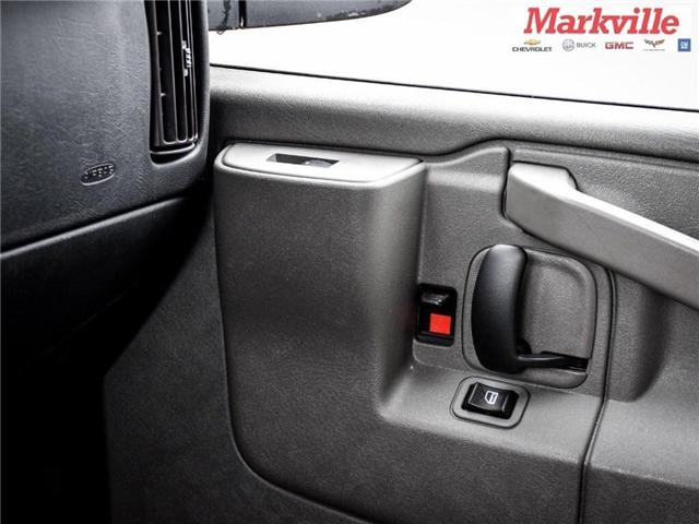 2018 GMC Savana 12 PASSENGER SEATS-GM CERTIFIED PRE-OWNED-LOW KMS! (Stk: P6294) in Markham - Image 25 of 27