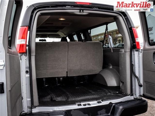 2018 GMC Savana 12 PASSENGER SEATS-GM CERTIFIED PRE-OWNED-LOW KMS! (Stk: P6294) in Markham - Image 27 of 27