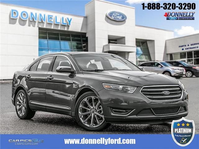 2018 Ford Taurus Limited (Stk: PLDUR6035) in Ottawa - Image 1 of 29