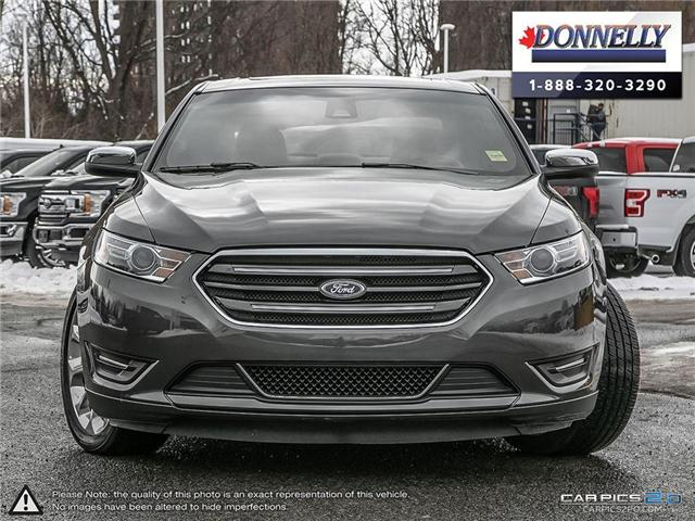 2018 Ford Taurus Limited (Stk: PLDUR6035) in Ottawa - Image 2 of 29
